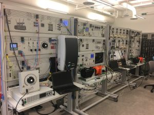 World Class Smart Power Grid Lab Smart Grid Research Lab